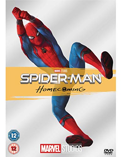 Picture of Spider-Man Homecoming [DVD] [2017]