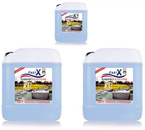 Paintsystems Fast X Whirlpool-Reiniger Bad Desinfektion Konzentrat 3X 5,0 Liter