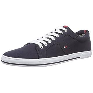 Tommy Hilfiger Harry 9D, Herren Sneakers, Blau (Midnight_403), 45 EU