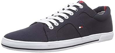 Tommy Hilfiger  HARRY 9D, Sneakers Basses homme - Bleu - Blau (MIDNIGHT_403), 40 EU