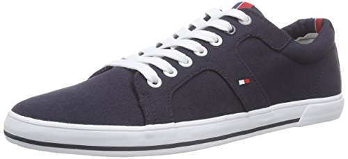 Tommy Hilfiger HARRY 9D, Herren Sneakers, Blau (MIDNIGHT_403), 43 EU