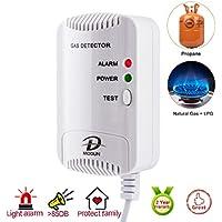 Detectores de gas | Amazon.es