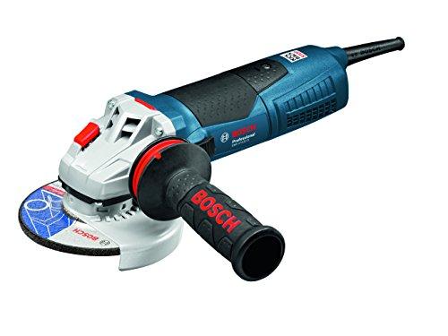 Bosch GWS 17-125 CI Professional - Amoladora angular (cable 1700 W, 240 V)
