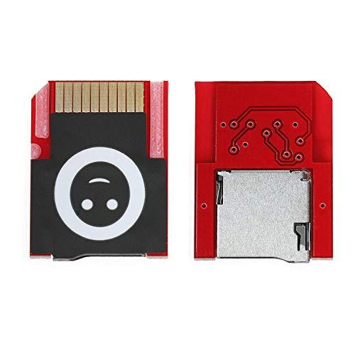 IKNOWTECH Adaptador Micro SD Controlador SD2VITA PSVSD