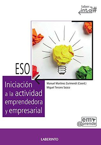 LOMCE Iniciación a la actividad emprendedora y empresarial - 9788484838012 por Manuel Martínez Zurimendi