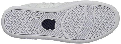 K-Swiss Lozan Iii Tt, Sneakers Basses Homme Blanc (White/navy)