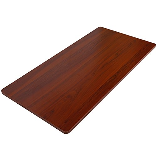 Flexispot stabile Tischplatte 2,9 cm stark - DIY Schreibtischplatte Bürotischplatte Spanholzplatte