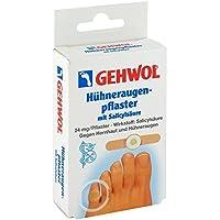 Gehwol Hühneraugen-Pflaster extra stark mit Salicylsäure 6er preisvergleich bei billige-tabletten.eu