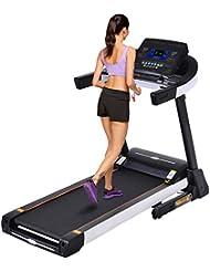 Befied Tapis de Course Electrique Equipement d'Exercice Fitness Machine à Courir Domicile Gymnase