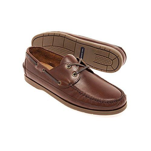 Anatomic & Co (Foot Foundation) , Chaussures bateau pour homme SEA HORSE/HAVANA