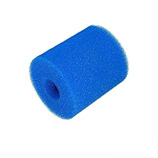 CarJTY Filtre Eponge pour Outil de Nettoyage Filtre Filtre Eponge de Cartouche Mousse Filtre de Piscine Réutilisable/Lavable