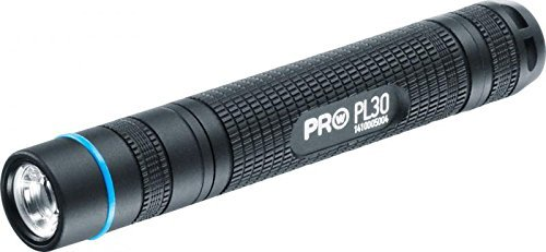 Walther PL30 Focusable Pocket Torch with XP-E2 LED & 90 Lumens by Walther