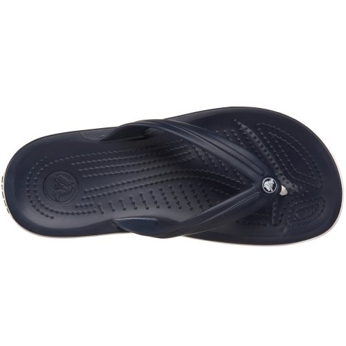 Crocs Band Flp, Tongs - Mixte adulte Bleu (Navy)