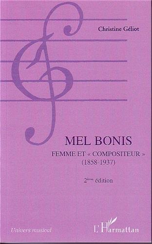 Mel Bonis femme et compositeur (1858-193...