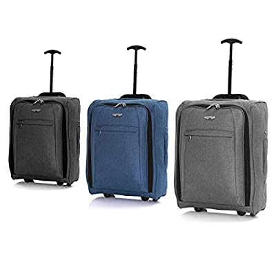 BL Twill Cabin Approved Trolley Bag - inexpensive UK light store.