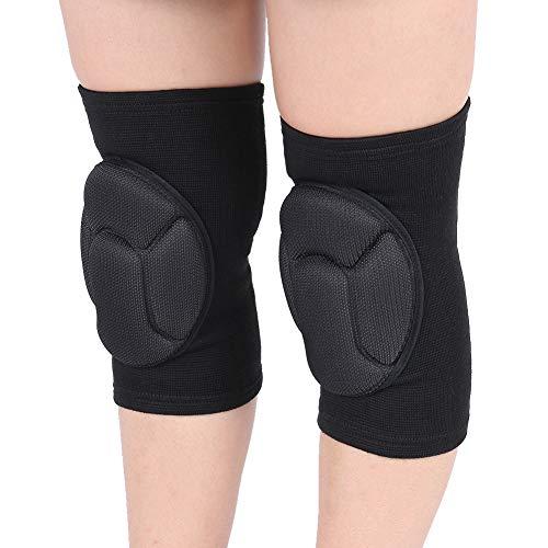 Volleyball Knieschützer, Laufen Verdickung Knieschutz Fußball Extreme Sports Brace Unterstützung Schutz Radfahren Motorrad Schutzausrüstung