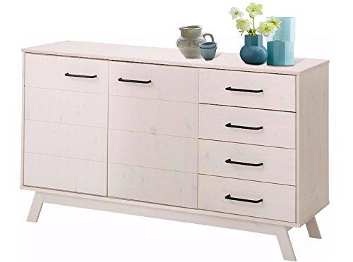 sideboard-nordea-4-schubkasten-kiefer-massiv-breite-150-cm-weiss-lackiert