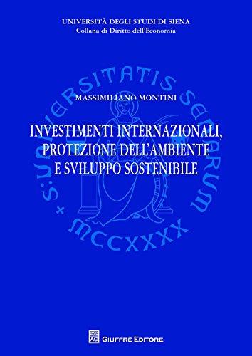 Investimenti internazionali, protezione dell