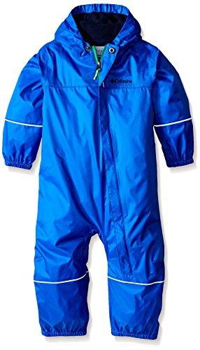 COLUMBIA La tenue de pluie Snuggly tenue de pluie bébé Blu hyper