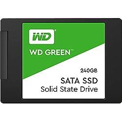 Western Digital SSD interne WD Green 240 Go - SATA 6 Gbit/s 2,5