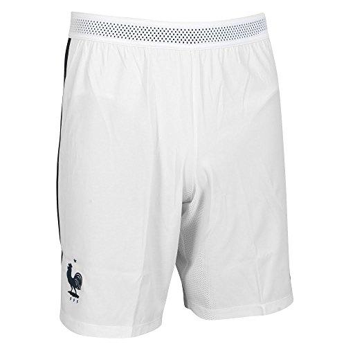 Nike FFF M H/A Match Short-Kurze Hose-offizielle XL weiß/schwarz -