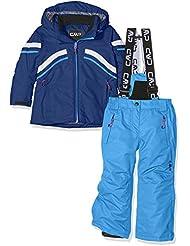 CMP - Chaqueta de esquí para niña, otoño/invierno, niña, color Nautico, tamaño 10 años (140 cm)