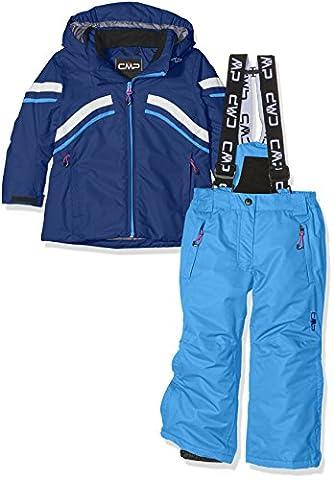 CMP Mädchen Skijacke und Skihose, Nautico, 164