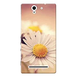 Mobile Back Cover For Sony Xperia C3 (Printed Designer Case)