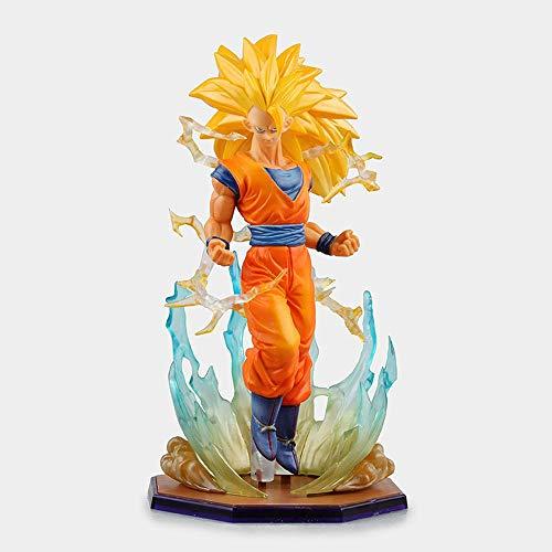 Majin Buu Goku Gotenks PVC Figuras de acción Tamashii Nations Figurita Colección Super Saiyan Modelo Dragon Ball ZToy, Goku
