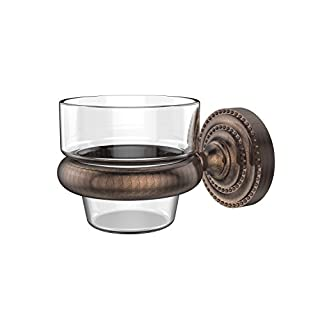 Allied Brass DT-64-VB Dottingham Collection Wall Mounted Votive Candle Holder, Venetian Bronze
