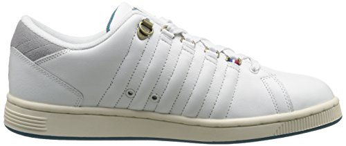 K-Swiss Lozan III M - Sneaker da Donna Bianco / grigio