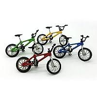 ASOSMOS Mini BMX Bicycle Toy Excellent Finger Mountain Bike Creative Gift Workmanship