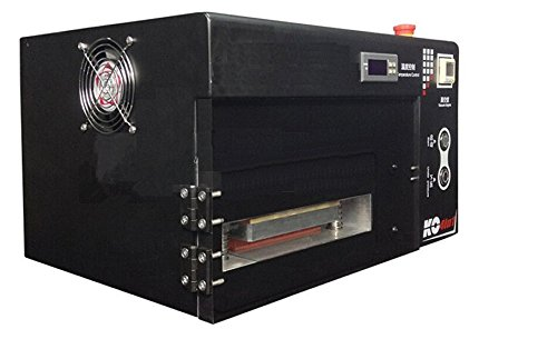 Gowe neuesten KO 4in 1Handy Reparatur Einrichtungen, OCA Vakuum LCD-Kaschierung Maschine mit integriertem Vakuum Pumpe & Air Kompressor (Vakuum-kompressor-pumpe)