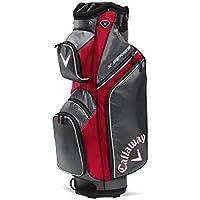 Callaway X Series Bolsa para Palos de Golf, Hombre, Red, Talla Única