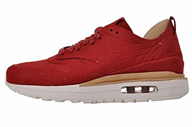 Nike Women's Wmns Air Max 1 Royal Sneakers Red Size: 4 UK
