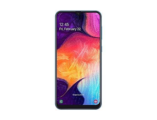 Samsung A50 Tim Blue O.m. 6.4' 4gb/128gb Dual Sim