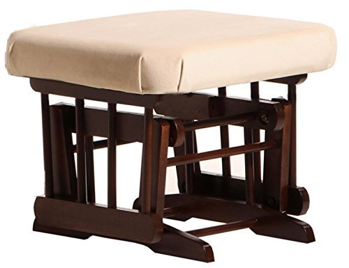 Post Glider (Dutailier D90-610-62-3093 Ultramotion Ottoman for Sleigh and 2 Post Gliders, Light Beige by Dutailier)