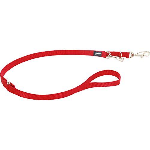 red-dingo-multi-purpose-dog-lead-medium-red