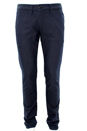 Pantalone chino uomo Armani Jeans 3Y6P20 6N28Z 0500 blu Blu denim