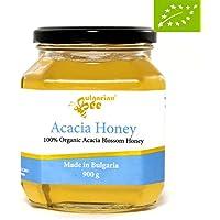 Miel de Acacia en flor orgánica (900 g), BIO certificada - Bulgarian Bee
