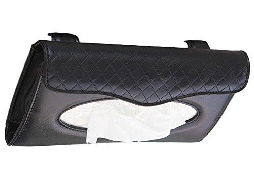 Preisvergleich Produktbild Nikgic Tissue Box Auto Sonnenblende Tissue Box Tissue Clip Visor Tissue-Boxen Serviette Halter Zubehör
