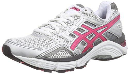 ASICS Gel-fortitude 6 Scarpe Running, Donna, Bianco (white 0119), 43.5 EU