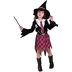 Inception Pro Infinite Disfraz - Maga - Niña - Halloween - Carnaval - Cosplay (Talla L - 6/7 años)