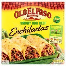 old-el-paso-smoky-bbq-beef-enchiladas-470g