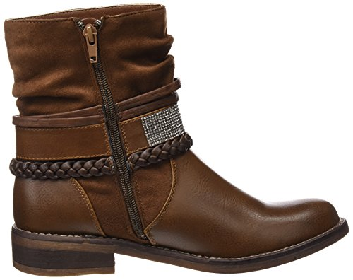 MTNG Collection 51715 CRAX Bottes MTNGC Courtes MOKA Femme BB1wrd