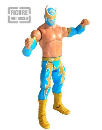 wwf-wwe-wrestling-classics-sin-cara-6-figure-by-mattel-toys-not-boxed