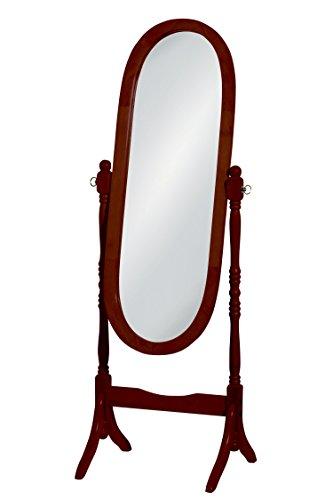 Premiere Housewares 2400157 Specchio Cavalletto in Legno,