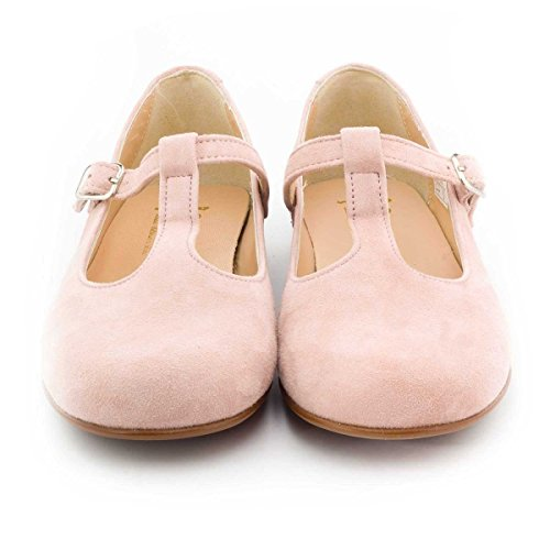 Boni Salomé - chaussures fille Rose