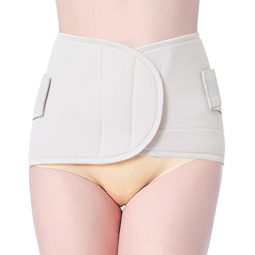 Little Sporter Taille Trimmer Abnehmen Gürtel aus Baumwolle Postpartum Unterstützung Wiederherstellen Gürtel Body Shaper Postpartale Gürtel Für Damen M Größe 97cm