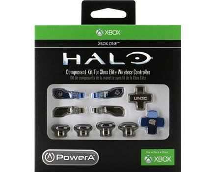 Power A Xbox One Elite Controller: Halo Component Kit